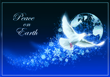 Peace Abounds Holiday Cards